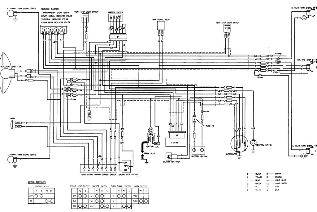 Cool Honda 50 Wiring Diagram Pictures - Best Image Wire - binvm.us