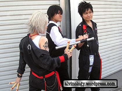 japanese gangsters