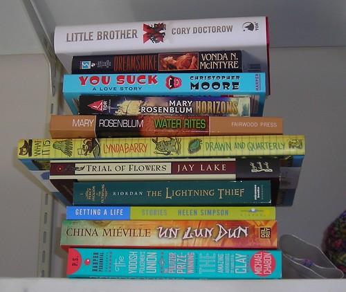 Bookshelf Week #3