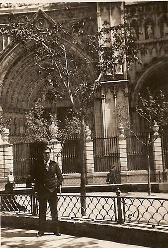 Plaza del Ayuntamiento, años 20