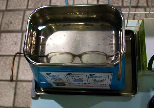 Cleaning Glasses Machine 03