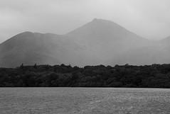 Barrow (Joe Dunckley) Tags: uk england bw mountains monochrome landscape lakes lakedistrict cumbria derwentwater barrow