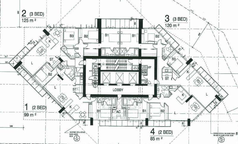 Meriton Soleil Floor Plans Meriton Soleil Floor Plans