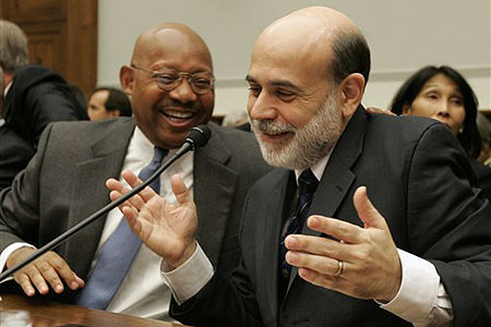 Bernanke Hollers A Little Pessimism Up In Here