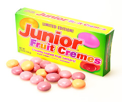 Junior Fruit Cremes