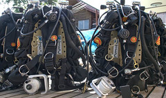 Technical Diving Kit