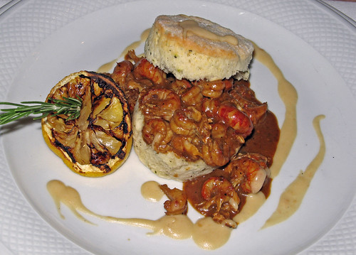 Crawfish Shortcake