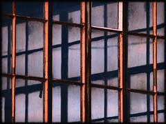 gagging nostalgia (dbthayer) Tags: windows ohio lines grid alley panes interestingness245 i500