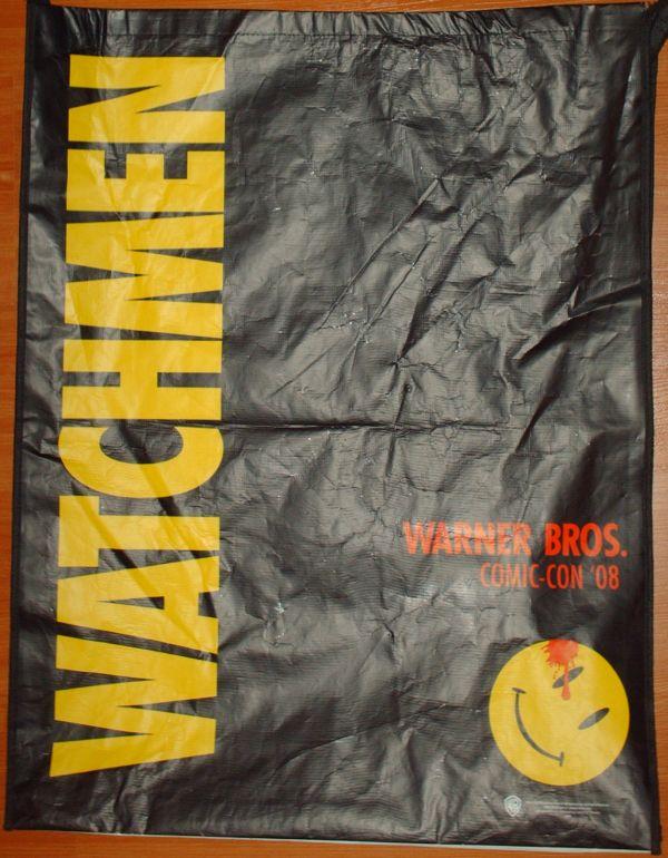 Comic-Con loot 20 - free bag