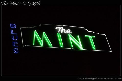 Stars Down at The Mint