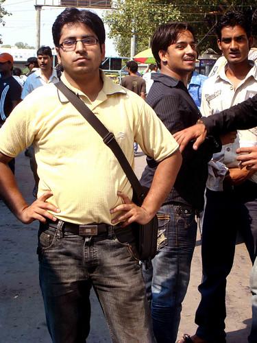 Rohit Malik, Delhi's Struggling Blogger
