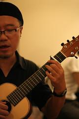poponta: miyabean, half-size (hanabi.) Tags: music artist ukulele miyabean poponta