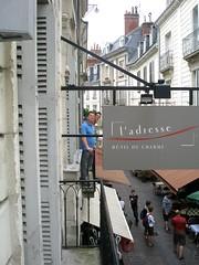 Hotel l'Adresse, Tours