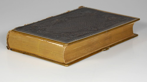 1870s Cambridge KJV - Gilt Edges