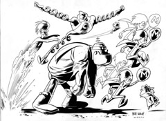 Hanna Barbera 1960's heroes Bill Wray (slappy427) Tags: man jan fluid spaceghost superheroes coil herculoids multi electra secretsquirrel birdman impossibles gloop blip jayce dorno gleep hannabarbera zok igoo atomant tundro zandor frankensteinjr atrojetson astroandthespacemutts spacemutts moleculad teenforce