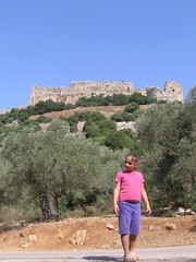 ,  2008 (shlomz) Tags: kids children israel galilee fortress archeology golan crusaders mamluks summerchildrenisrael baibars archeologisrael