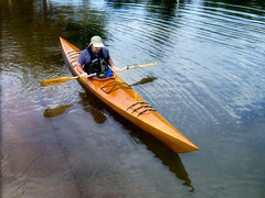 Paddler (siskokid) Tags: up boat kayak michigan paddle fabulous upperpeninsula lakesuperior smrgsbord littlegirlspoint aplusphoto omanscreek