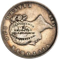Polhemus British Half Pound