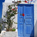 Blue door by marcelgermain