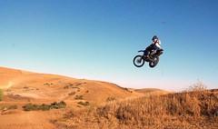 Yamaha WR450 at Metcalf (buffalo_jbs01) Tags: andy jump metcalf motorcycle yamaha dirtbike d200 motocross mx sbr wr450f wr450