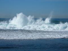 waves at Mona Vale (jjsampson) Tags: ocean blue beach sydney nsw monavale