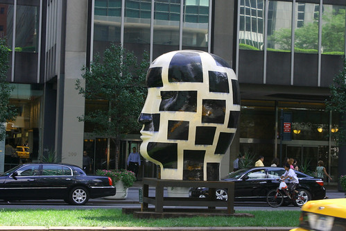 Head on Park Avenue