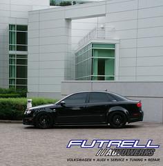 1245 (Futrell Autowerks) Tags: hr audi futrell apr rs4 neuspeed stasis ohlins milltek autowerks
