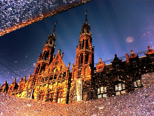 Reflections Of Amsterd@m