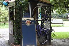 bici appesa