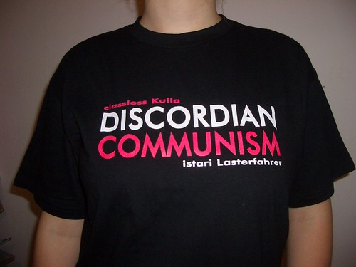 Discordian Communism Shirt