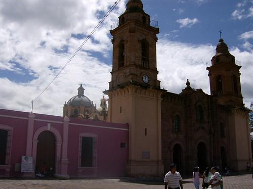 Catedral de Huajuapan