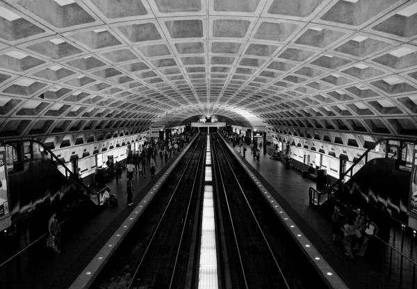 Metro Center by Ryan Hayes