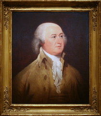 John Adams, Second President (1797-1801) (cliff1066) Tags: portrait president nationalportraitgallery portraitgallery uspresident johnadams presidentialportrait johntrumbull americaspresidents