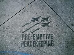 Sidewalk Graffiti