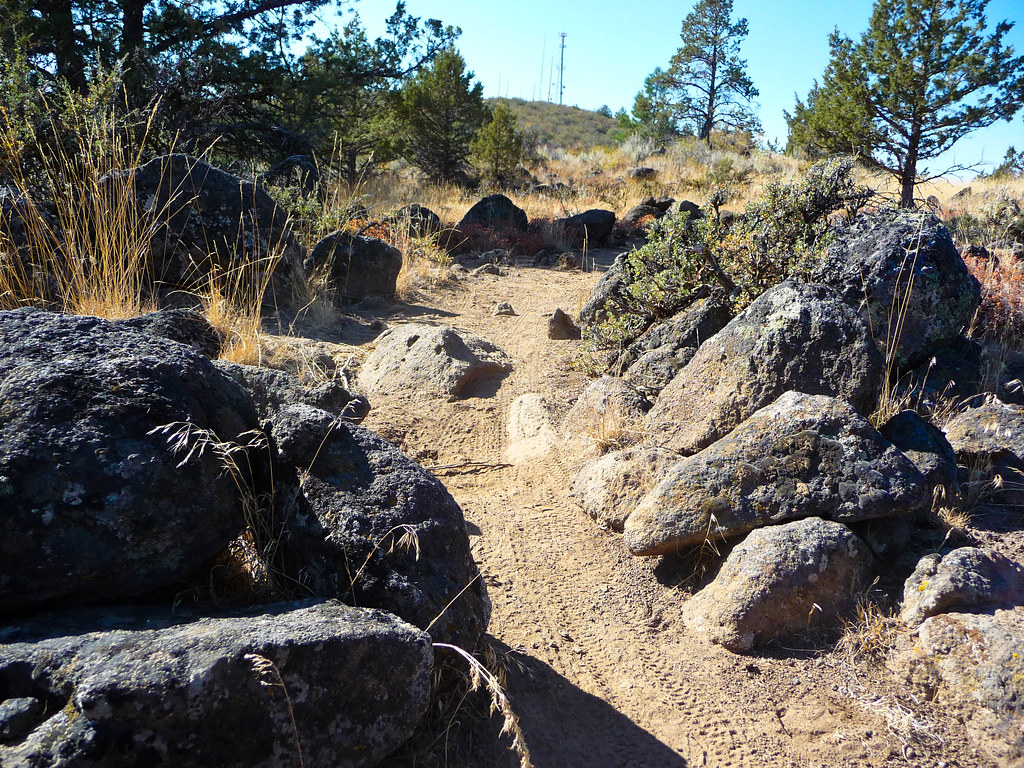 Klamath Falls Mountain Bike Trails - Hot Lava