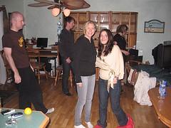 Pictured: Nicole Ehrbar Kevin McAnoy Johan Skoglar Jenny Morin Ida Norrby