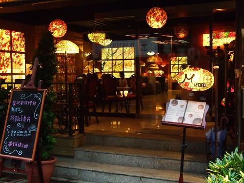 robinidv 拍攝的 20080927泛醉俱樂部_莫拉諾燈飾096。
