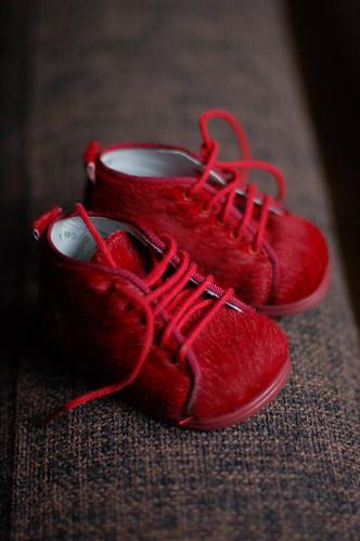 Eerste schoentjes