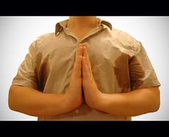 The Prayer Against Excessive Underarm Wetness. (Vitaliy P.) Tags: portrait wet self project book nikon praying sp chuck 365 survivor palahniuk armpits month6 project365 d80 vitaliyp