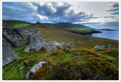 Dingle .... (Janek Kloss) Tags: ocean ireland foto shot image photos head dingle hans tourist irland eire kerry fotka fotografia peninsula 2008 attraction zdjecia irlanda kloss ierland janek clogher j23 zdjecie fotki irlandia seson   hwdp mywinners lirlande fotosy   moli516