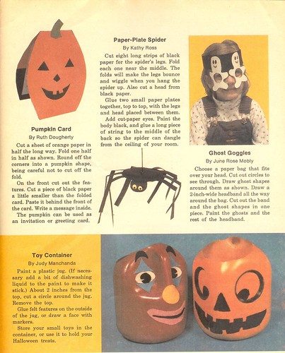 Highlights Oct 1984 Things to Make 2 (by senses working overtime)
