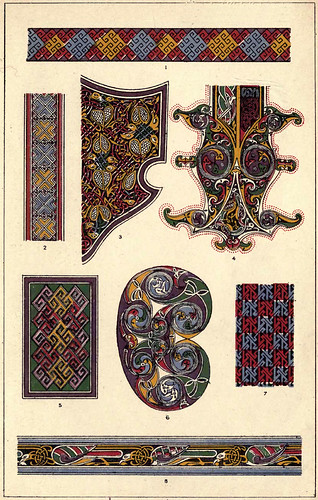 01-Siglo VII- Motivos seleccionados del Evangelio de San Cuthbert