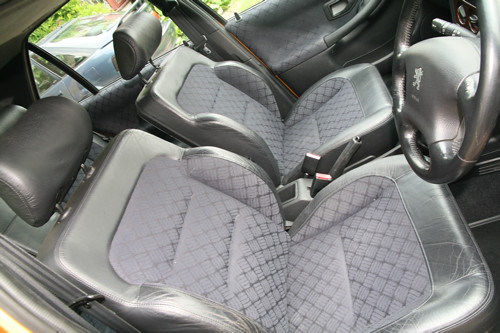 Half Leather Interior - 1999 Peugeot 306 Meridian