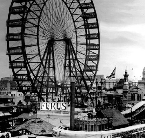 Ferris Ferus