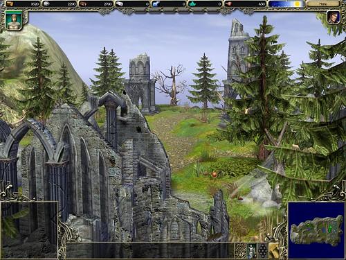 Greyfell Ruins 1