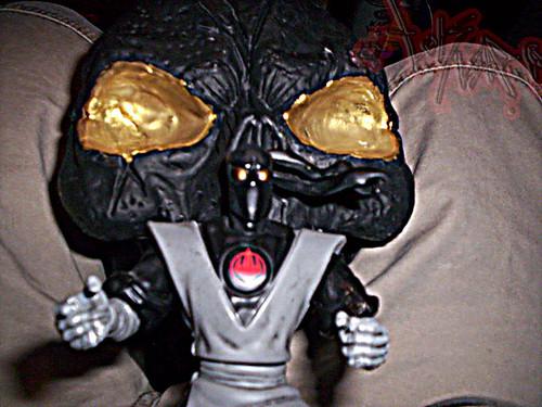 Foot Ninja Skull :: A