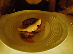 Japanese Sea Bass (-bLy-) Tags: birthday melting carlton room pot ritz billy dining 23