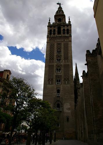 05.2007 Sevilla, Giralda