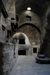 Kitchen Quarters in Santa Catalina Convent, Arequipa