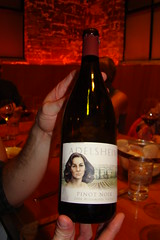 The 2006 Adelsheim Pinot Noir from Colleen's d...